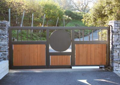 Specialty Driveway Gates