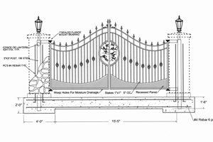 Sculptural Gates Design Services
